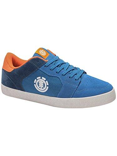Element Kinder Sneaker Heatley Sneakers Boys Royal Orange