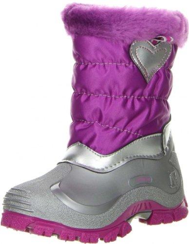 Pink Boots Unisex Spirale PINK Child pink 01 blau 9773 Snow wT0Tq81