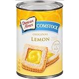 Birds Eye Foods Comstock Lemon Creme Filling, 15.75 Ounce - 12 Per Case.
