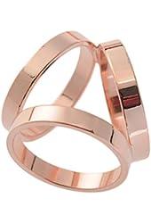 Maikun Scarf Ring Modern Simple Design Triple-ring Scarf Ring