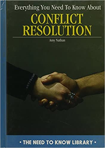 christian conflict resolution books
