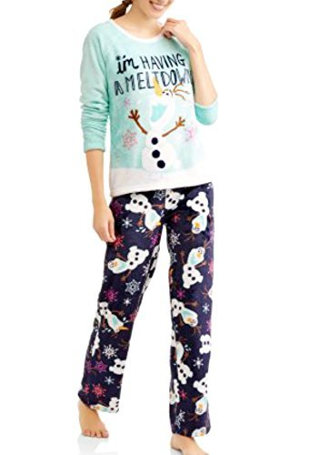 Disney Women's Frozen Olaf Pjs