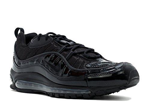 Nike Polo GS Black (Black (Schwarz / Schwarz-Schwarz))