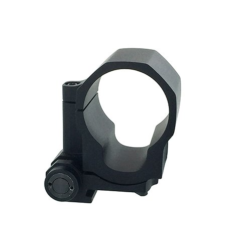 Image of Optics Rings Aimpoint 200248 Flip to Side Mount, (Ring Only) Low, Black