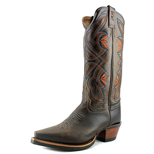 Tony Lama Mens Saddle (Tony Lama Women's Saddle Rio Cowboy Boot 3R2301L)