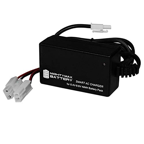 Mighty Max Battery Smart Charger for 9.6V - 1500mAh NiMH Airsoft Battery Brand Product