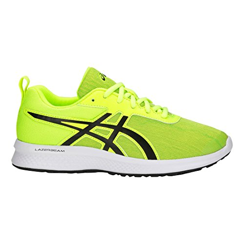 Pictures of ASICS Kids Boy's Lazerbeam EA (Little Safety Yellow/Performance Black 1