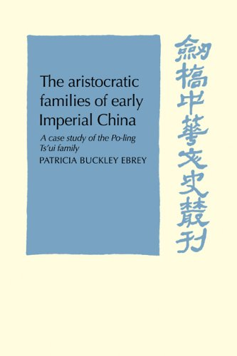 ARISTOCRATIC FAMILIES IN EARLY IMPERIAL CHINA