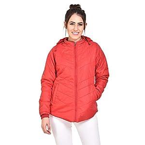 AD & AV Girl and Woman Winter WEAR HD Jacket 901_Woman_JKT_HD_RED_AA