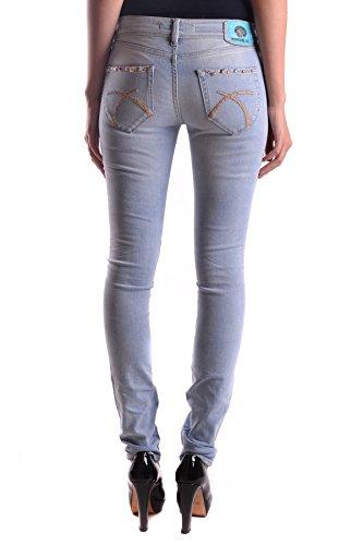 Femme Mcbi300005 Jeans Denim Turquoise Bleu BR6xvSqv