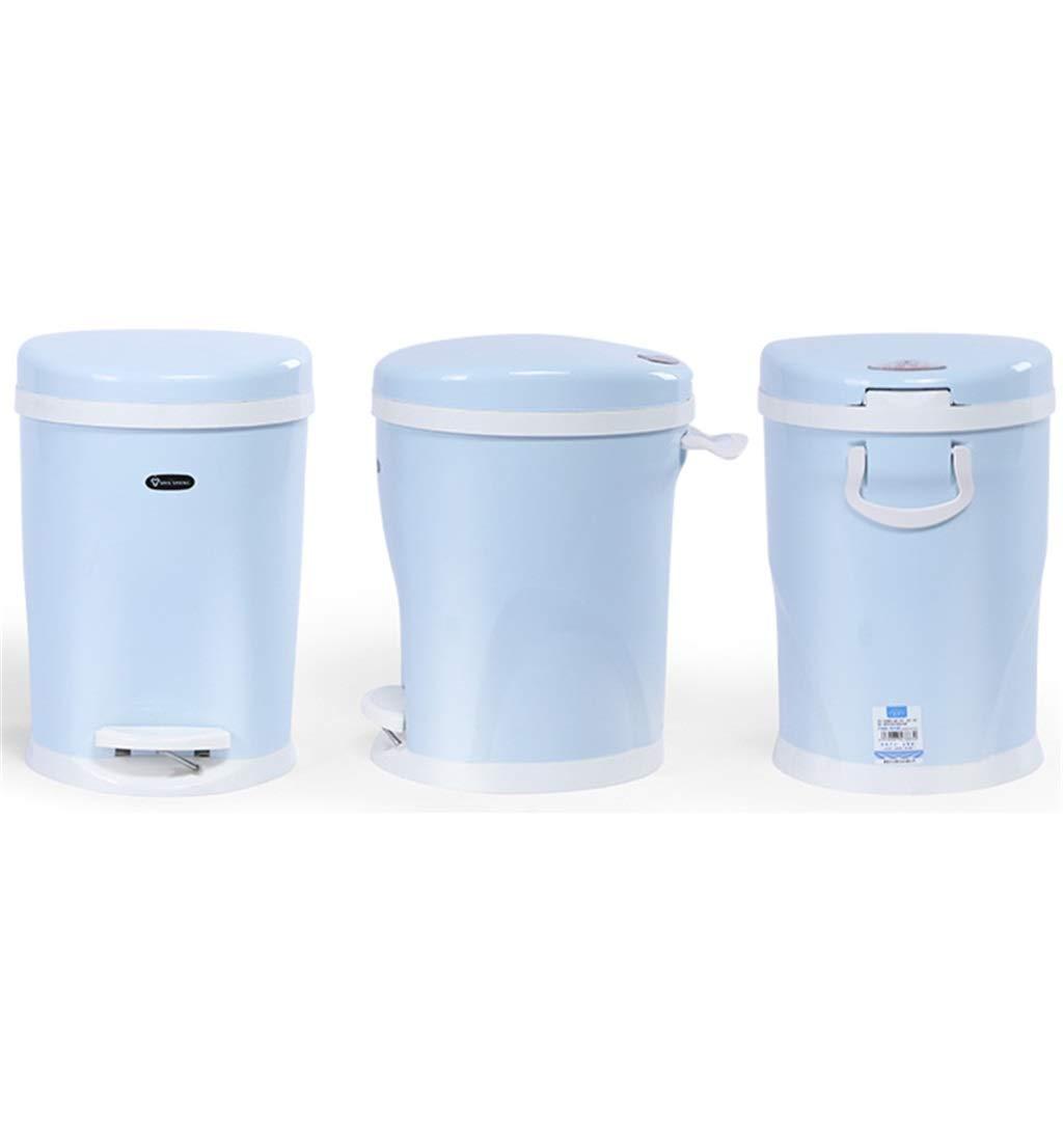 Compartimiento de la recipiente parte inferior del recipiente la del pedal delgado/Cubo de la basura/Cubo de la basura/Cocina/Hogar/Plastic-6L 4186f7
