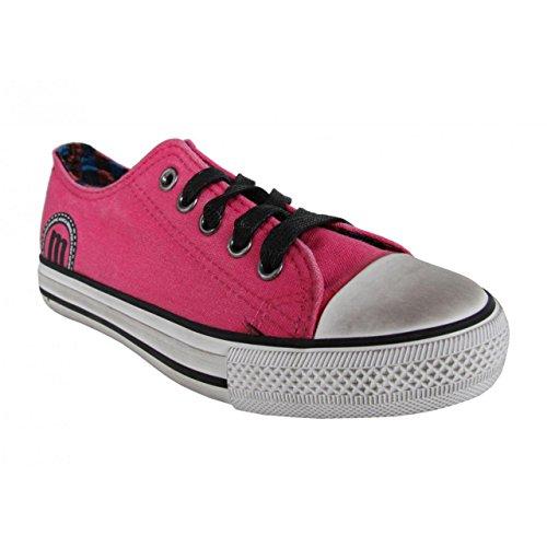 Sneaker für Junge und Mädchen MTNG 81200 LONA LAVADA FUCSIA