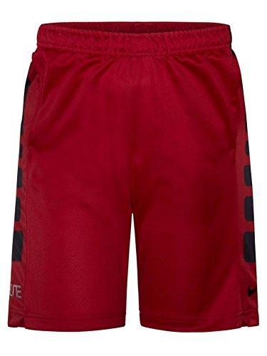 Nike Little Boys Elite Stripe Shorts, Gym Red (5 Little Kids)