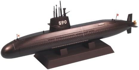 ピットロード 1/350 海上自衛隊 潜水艦 SS-590 おやしお JB09