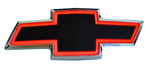 Compare Price: red and black chevy emblem - on ...