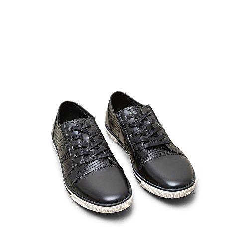 Reaction Kenneth Cole Crown-ED King Low Top Sneaker - Mens - Brown bEAQYOi
