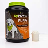 K9-Power Puppy Gold - Nutritional Supplement for Growing Puppies