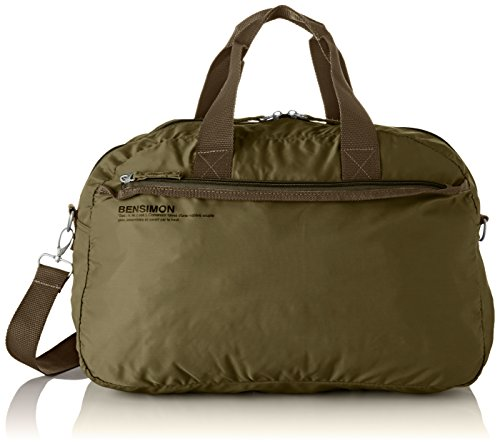 bandoulière Kaki Bag Sport Vert Sac Bensimon qwtFUZpxn