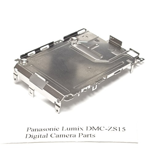 - Genuine Panasonic Lumix DMC-ZS15 LCD Screen Mounting Plate - Replacement Parts
