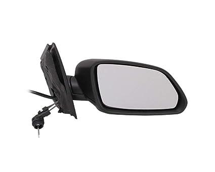 Espejo retrovisor derecho convexo man. Negro B-Ware: Amazon.es ...