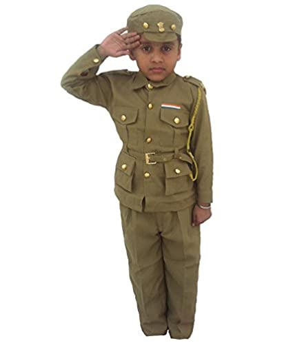 76a1e629fae6f Buy Indian Policeman Costume for Kids Fancy Dress Competition Online ...