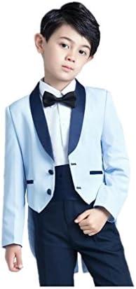 4点セット 男の子 フォーマル スーツ タキシード ベルト 演出服