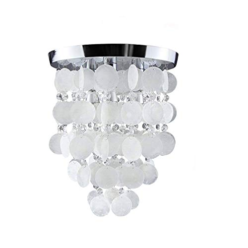 Pink Crystal Pendant Light in US - 8