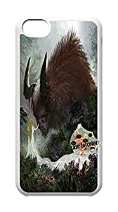 [case forcolor]:Beauty and The Beast Hard Case for Iphone 5c.