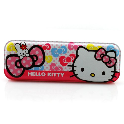 Hello Kitty Tin Pencil Case
