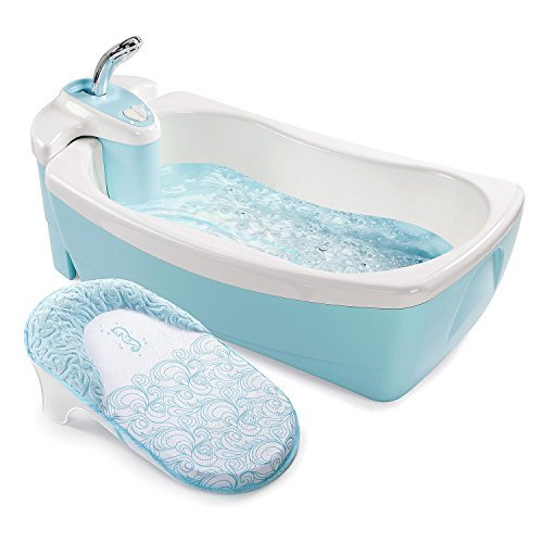 Summer Infant Lil' Luxuries Whirlpool, Bubbling Spa & Shower - Neutral