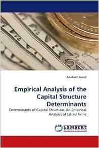 an empirical analysis of the determinants On the determinants of the success of economic sanctions: an empirical analysis jaleh dashti-gibson, university of notre dame patricia davis, university of notre dame.