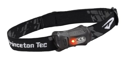 Princeton Tec Fred Headlamp, Black