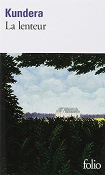 Book's Cover ofLa Lenteur