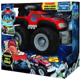 Giochi Preziosi–MAX Tow Vehículo motorizado Big Truck con Gancho de Remolque