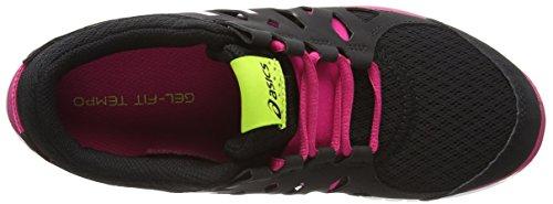 Outdoor Tempo Pink black Chaussures Asics Noir white fit Femmes Multisport Gel 9001 hot wp11PXWqB