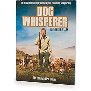 Dog Whisperer with Cesar Millan First Season DVD by Uni