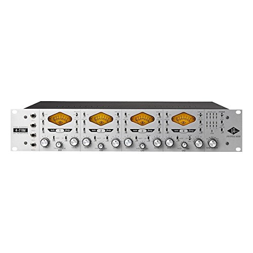 4 Channel Mic Preamp - 4