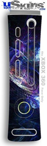 XBOX 360 Faceplate Skin - Black Hole