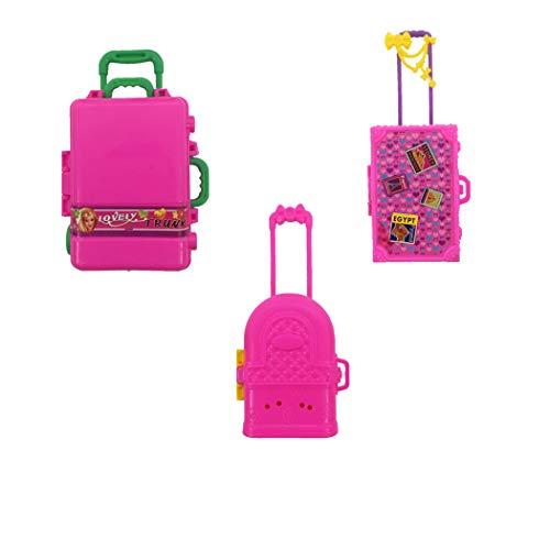 Mini Plastic Lace Umbrella For Barbie Doll Dollhouse Accessory Girls Toy Hea HK