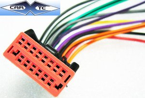 Amazon.com: Carxtc Stereo Wire Harness OEM Fits Ford Ranger ... on