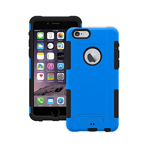 Trident Case 4.7-Inch Aegis Design Series for Apple iPhone 6/6s - Retail Packaging - Blue