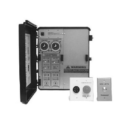 Pentair LX802 ComPool Commercial Pool and Spa Automatic Control System, 115/230-Volt ()