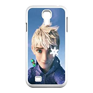 Samsung Galaxy S4 9500 Cell Phone Case White Jack Frost Rise Of The Guardians Illust JNR2134253