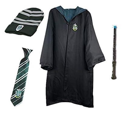 O.AMBW Niños Adultos Disfraz de Capa para Harry Potter ...