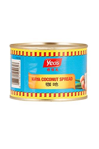 Yeo's Kaya Coconut Jam (Pack of 2)