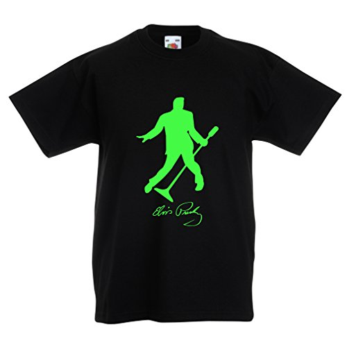 funny-t-shirts-for-kids-i-love-elvis-fans-14-15-years-black-green