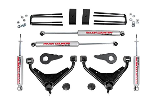 01 chevy 2500hd lift kit - 5