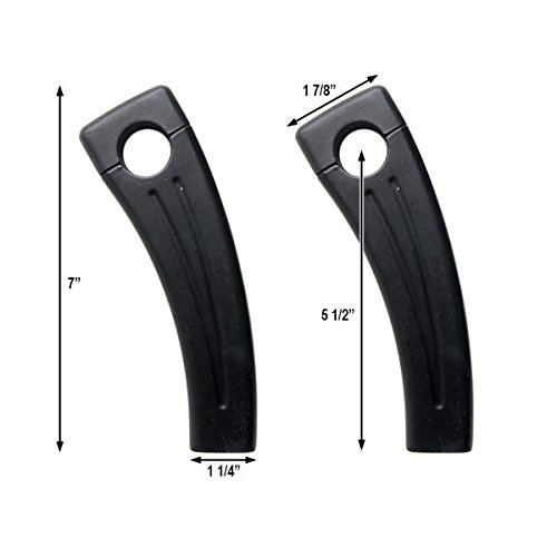 Krator 5.5 Black Motorcycle Handlebar Pullback Risers For Victory Kingpin Deluxe 8-Ball Tour Ness
