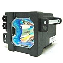 Electrified TS-CL110UAA-AFN Replacement Lamp with Housing for JVC Models HD52G657