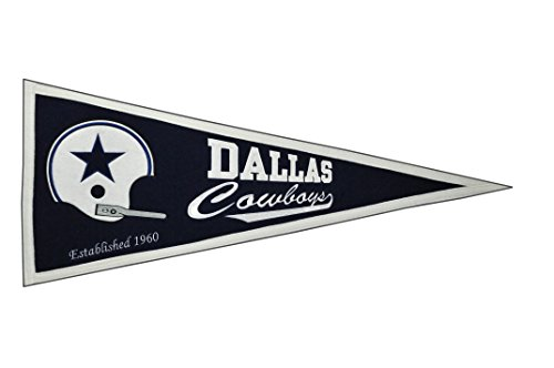 NFL Dallas Cowboys Throwback Pennant
